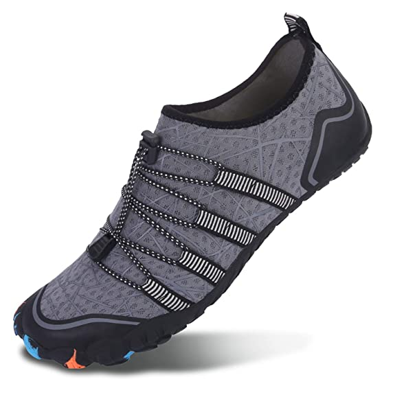 L-RUN Athletic Hiking Water Shoes
