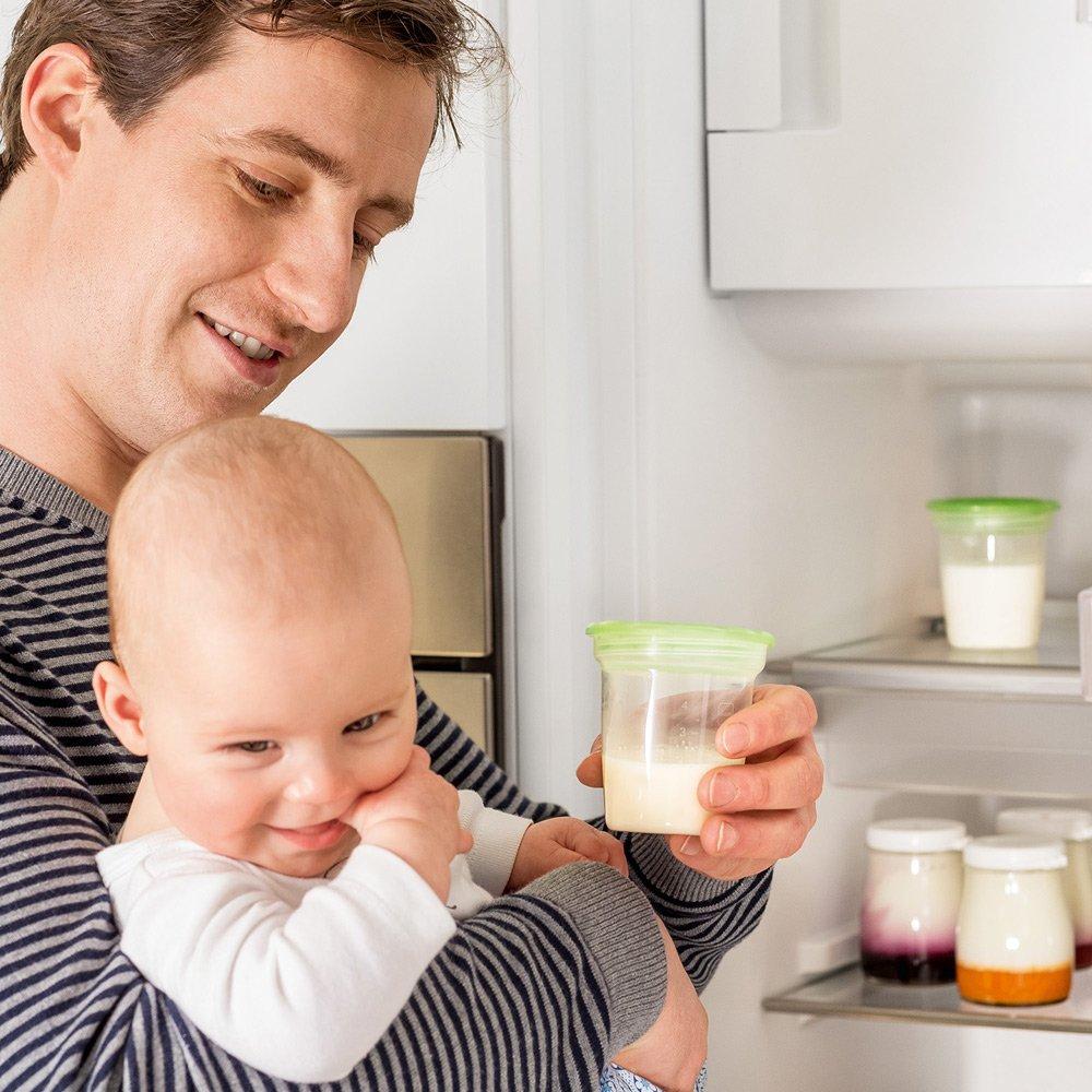 MAM anti colique Kit de d/émarrage Allaitement avec syst/ème de rangement pour lait maternel////0/mois
