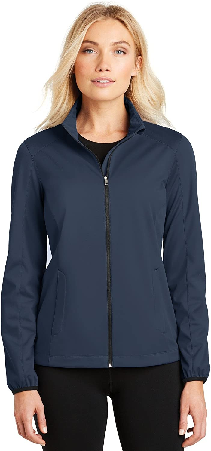 Port Authority Ladies Active Soft Shell Jacket L717
