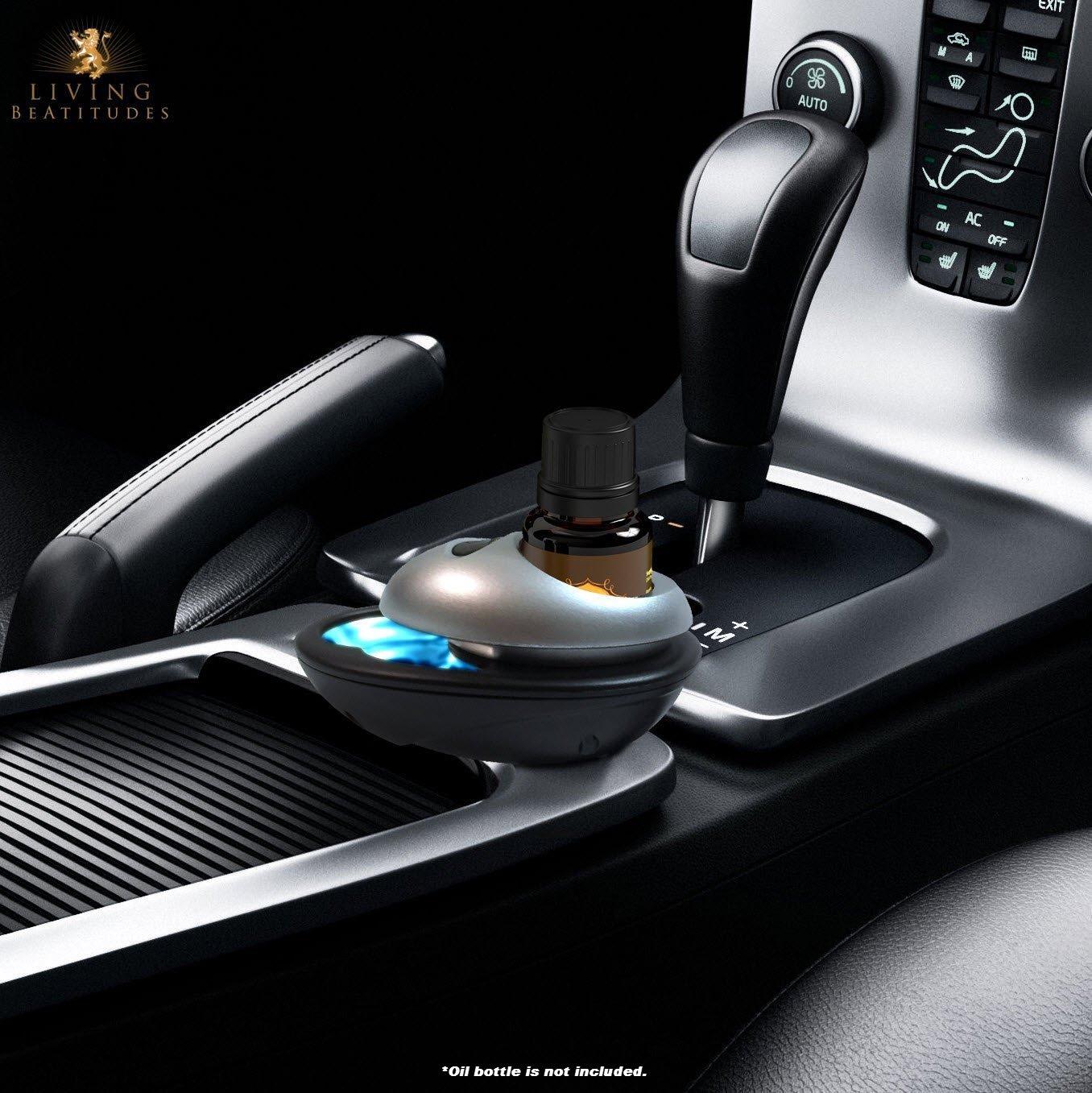 Amazon.com: Aromatherapy Essential Oils Car Diffuser - Refresh ...