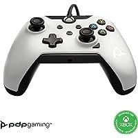 PDP Gaming - Mando con cable Licenciado (colo Blanco) (Xbox One)