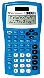 Texas Instruments Fundamental, Two-Line Scientific Calculator, Blue (30XIIS/TBL/1L1/BA)