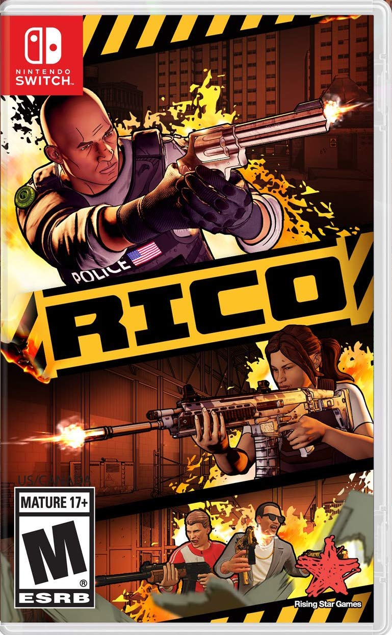 Rico for Nintendo Switch [USA]: Amazon.es: Crescent Marketing Inc ...
