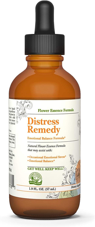 Nature's Sunshine Distress Remedy Flower Remedy, 2 Fl Oz