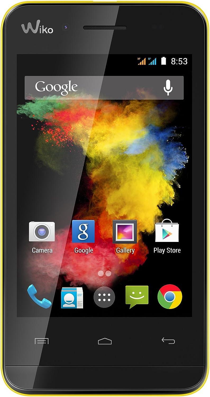 Wiko Goa - Smartphone Libre (Pantalla: 3,5