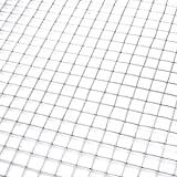 Tooca Hardware Cloth 1/2inch Wire Mesh, 48in x