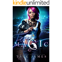 Feral Magic (Forgotten Gods Book 1)
