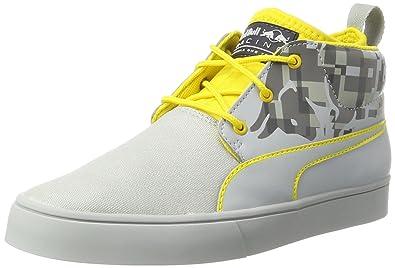 d8b1c4d8202 Puma Unisex Adults  RBR Desert Boot Bulls Low-Top Sneakers
