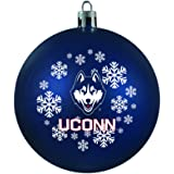 Boelter Brands NCAA Unisex NCAA Shatterproof Ball Ornament