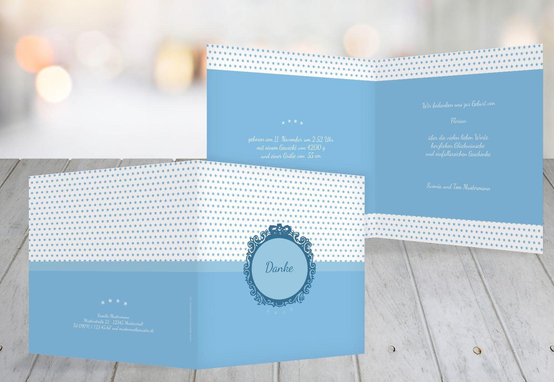 Kartenparadies Danksagung für Geburt Baby Dankeskarte Sternchen, hochwertige Danksagungskarte Baby inklusive Umschläge   100 Karten - (Format  145x145 mm) Farbe  braunmatsch B01MZFQ97K | Kunde zuerst  | Hochwertige Produkte  | Heißer Verkauf