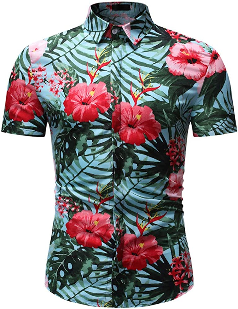 Cocoty-store 2019 Camisa Hawaiana para Hombre Mujer Casual Manga Corta Camisas Playa Verano Unisex 3D Estampada Funny Hawaii Shirt S-XL, M: Amazon.es: Ropa y accesorios