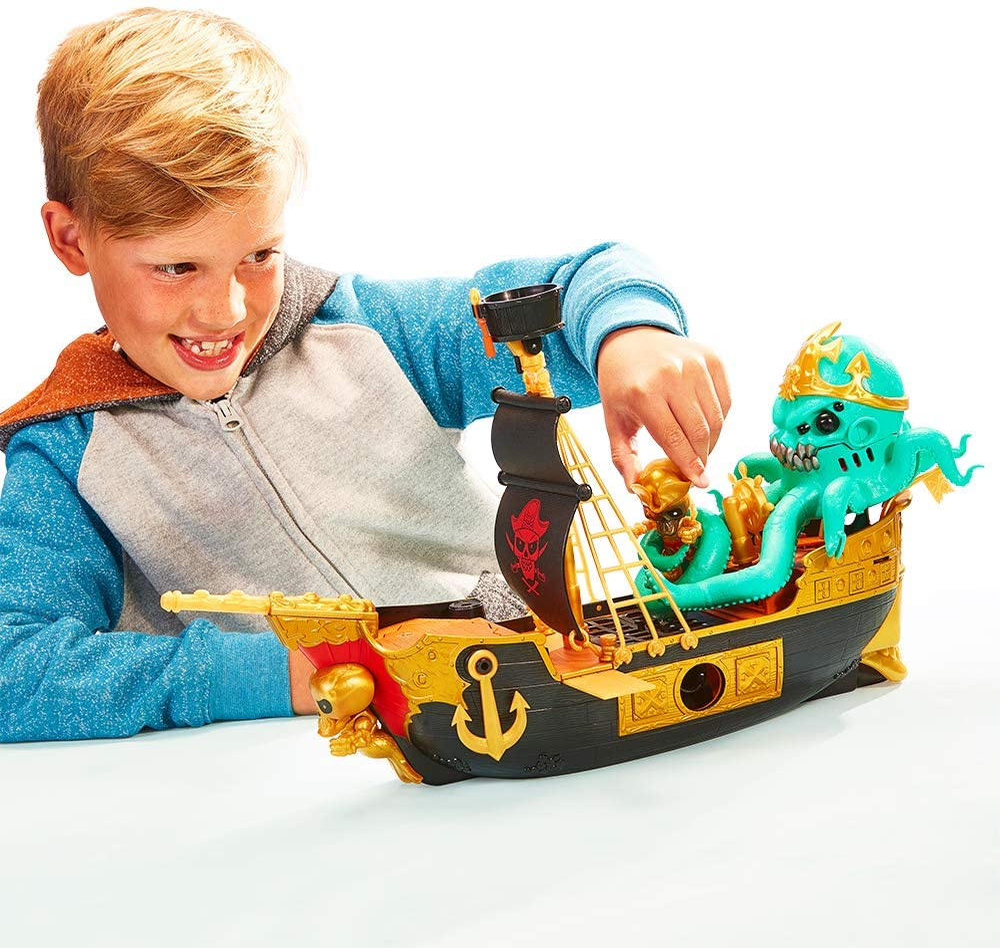 Encontrar Armas Ocultas /& Cofre del Tesoro con Tesoros ba/ñados en Oro Real Salvar al capit/án TREASURE X Sunken Gold Barco Pirata 25 Niveles de Aventura