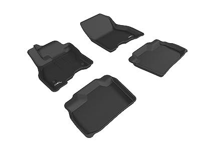 Amazoncom 3d Maxpider Complete Set Custom Fit All Weather Floor