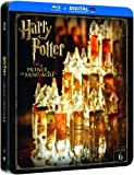 Harry Potter and the Half-Blood Prince (Ltd Steelbook) (Blu-ray) (Import svensk text)