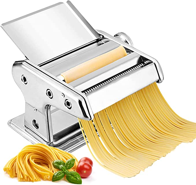 5 Different Templates Noodle Maker Manual Spaghetti Machine Manual Noodle Maker Pasta Maker Kitchen Tools