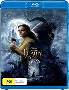 Beauty & The Beast [Live Action] (Blu-ray)