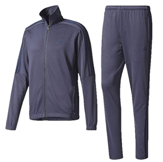 6a04266beb6b3 Amazon.com: adidas Men's Tiro Track Suit -Conavy Size L: Clothing