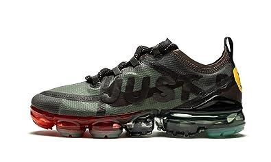 new concept ad1ee e1b1c Amazon.com | Nike Air Vapormax 2019 CPFM (Green Mist/Lt ...