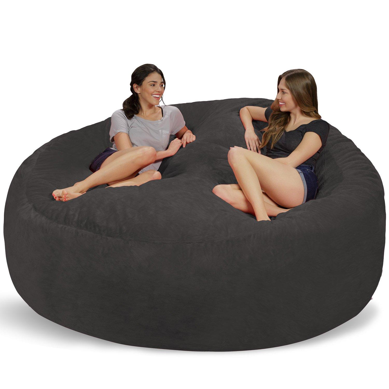 Amazon Chill Sack Bean Bag Chair Giant 8 Memory Foam