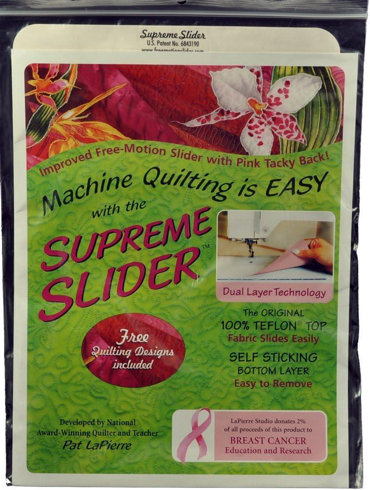 Multi-Colour 5.08 x 33.02 x 5.08 cm LaPierre Studio Queen Size Supreme Slider