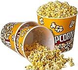 Plastic Retro Popcorn Container