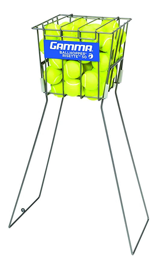 Gamma 50 Tennis Ball Basket: Amazon.es: Deportes y aire libre