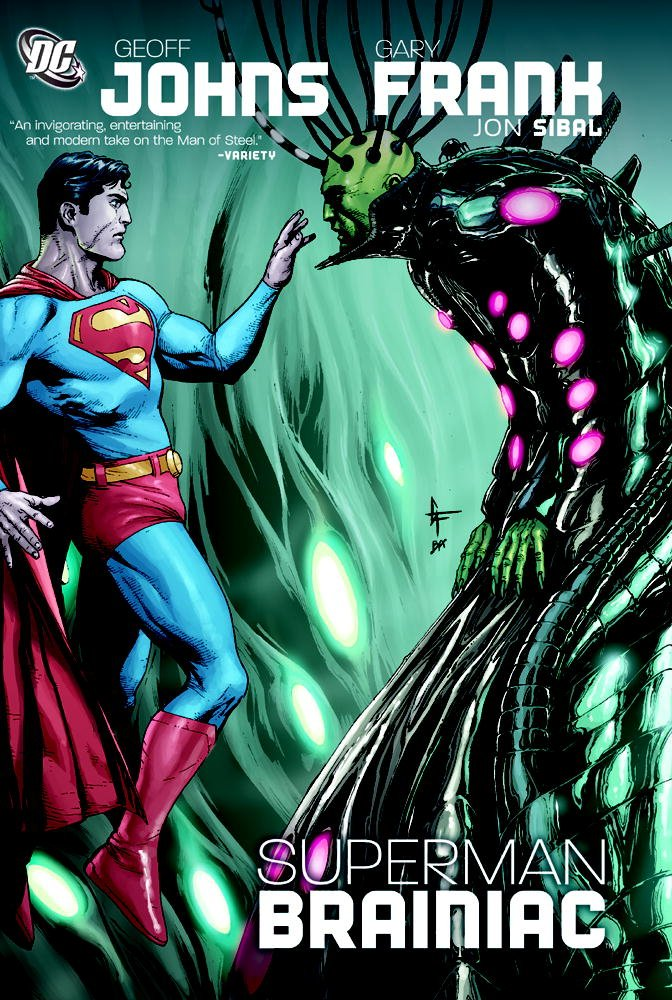 Read Online Superman: Brainiac pdf epub