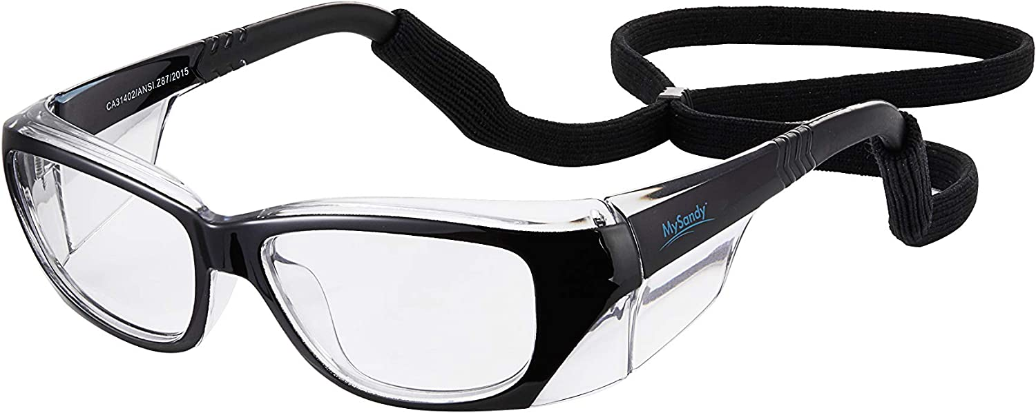with 5 Lens,Black Goggle Safety Sunglasses Anti-Scratch//Anti-Fog