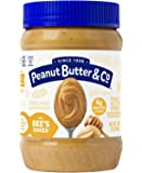 Peanut Butter & Co. Peanut Butter, Gluten Free, The Bee's Knees (Honey), 16 Ounce Jar