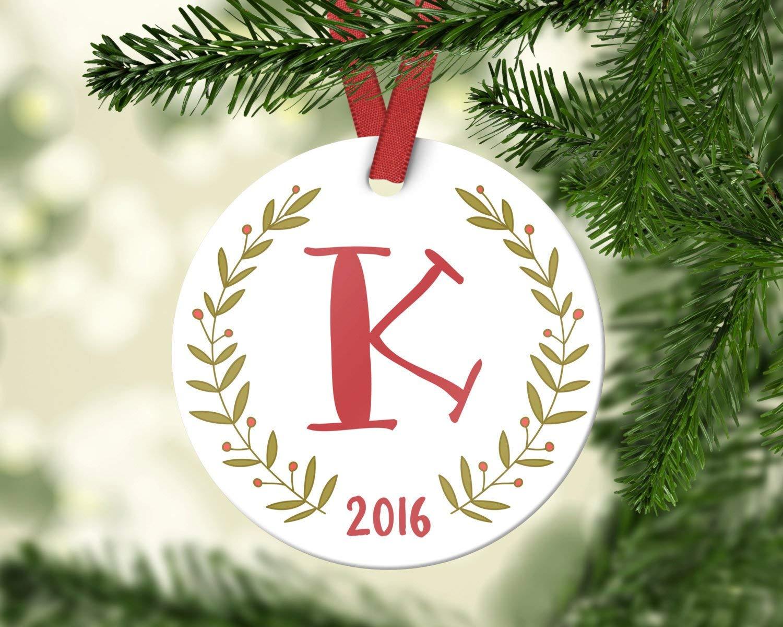 Amazon.com: Personalized Christmas Ornaments Employee Gift Employee ...