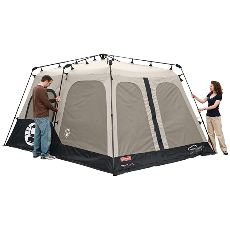 Coleman 8-Person Tent | Instant Family Tent