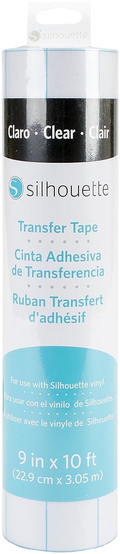 Silhouette America Ruban de Transfert Transparent 22,9/cm X 3/m