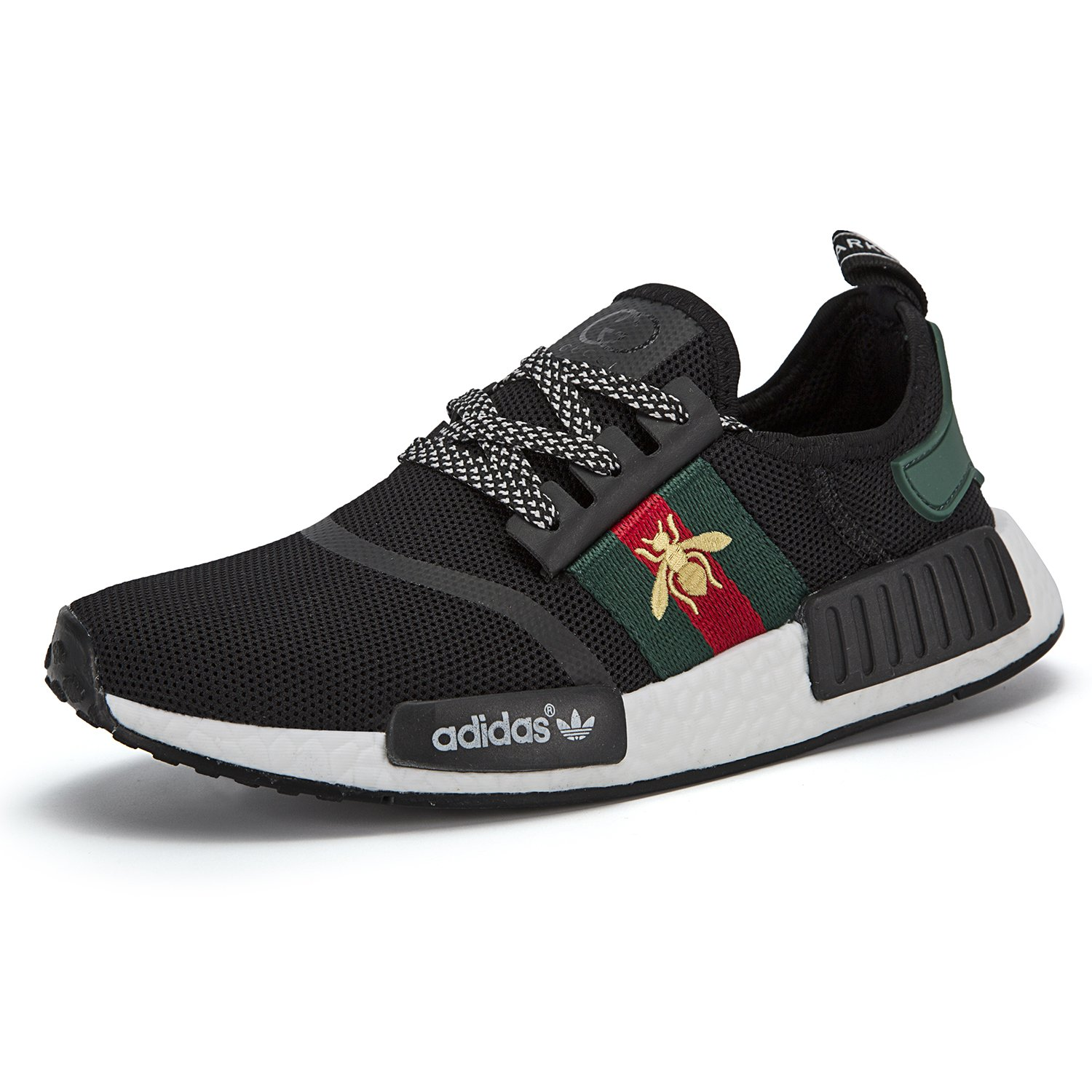 Adidas NMD_R1 x Gucci mens (USA 10) (UK 9.5) (EU 44) (28 cm): Amazon.it: Scarpe e borse