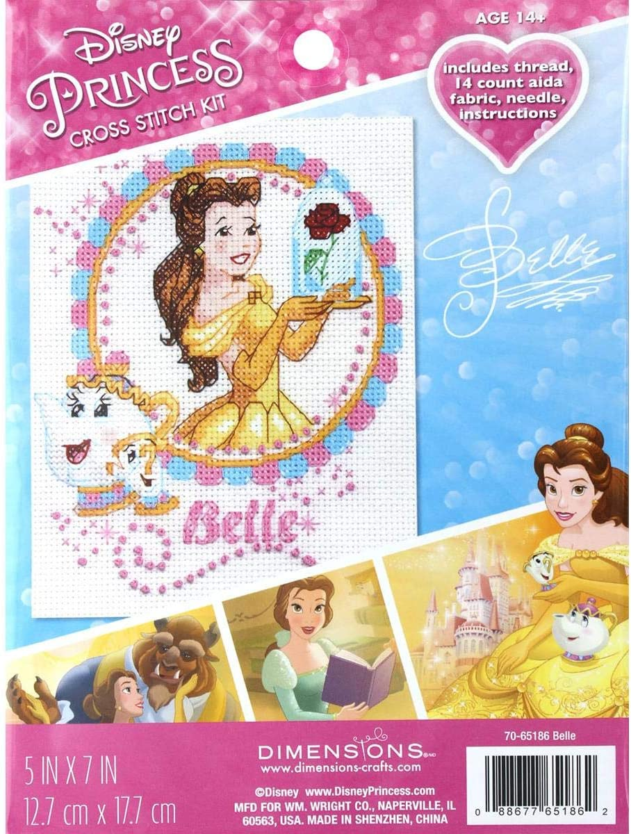 Dimensions Needlecrafts Disney Be Brave Counted Cross Stitch Kit