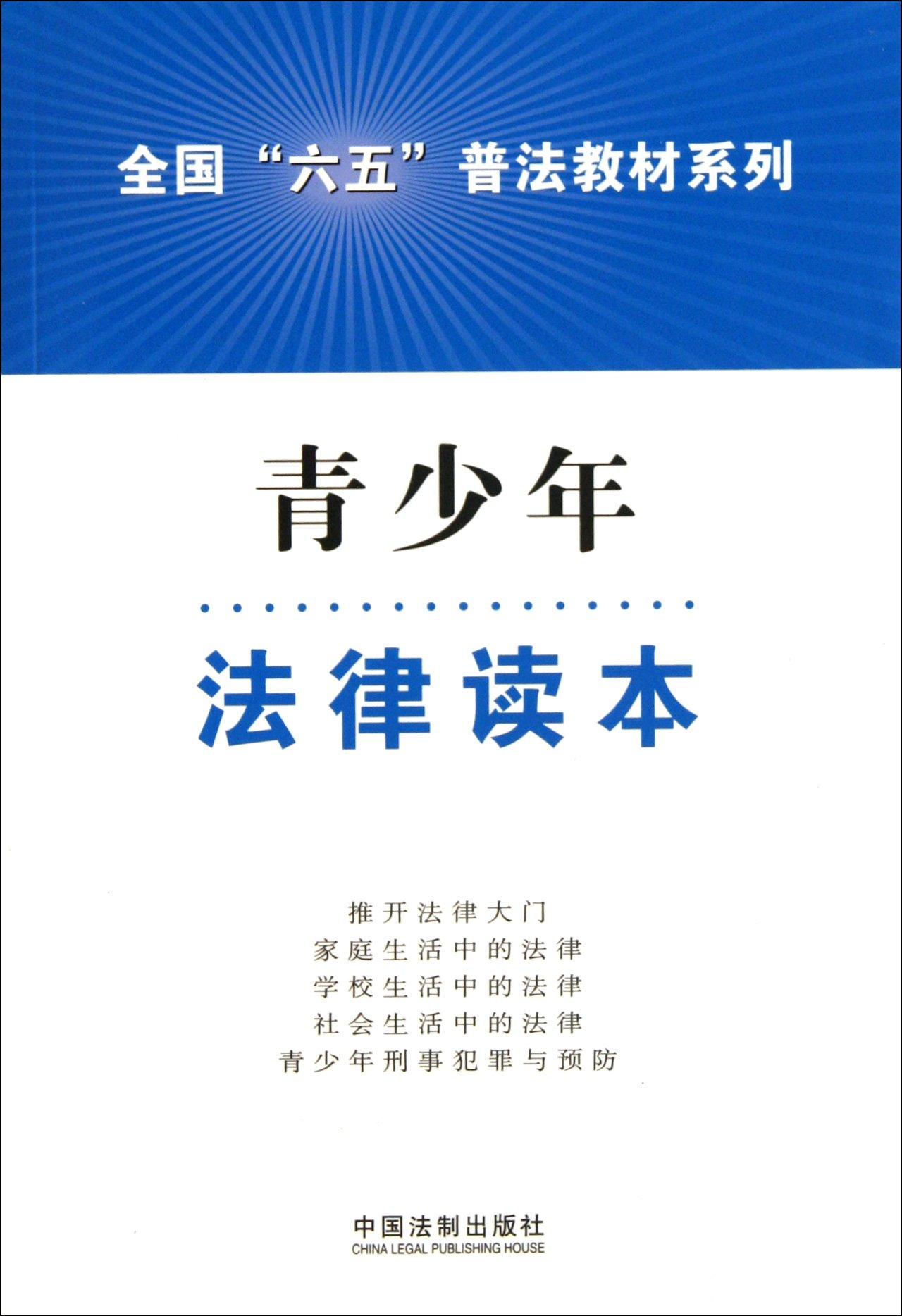 Youth Legal Reading (Chinese Edition) pdf epub