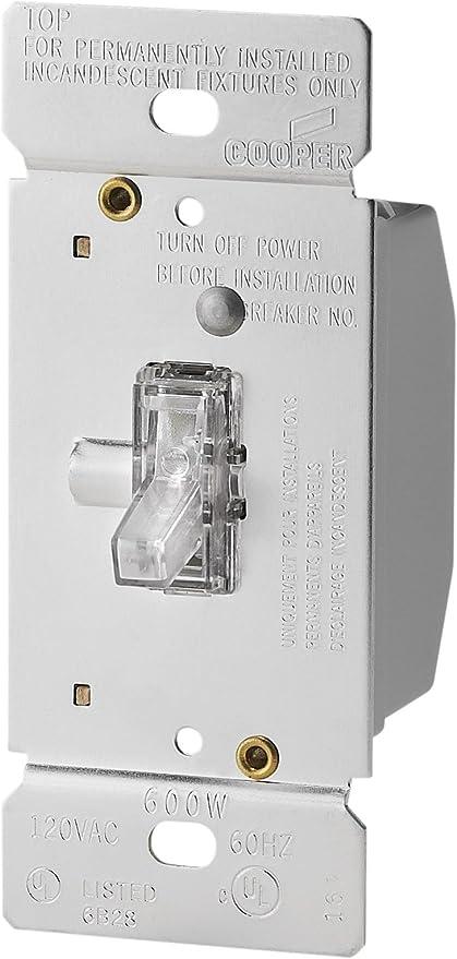 EATON Wiring TI306L-K 600-Watt 120-Volt Single-Pole/3-way Lighted  on 3 way relay switch, 3 way switch terminals, 3 way install, 3 way light, 3 way switch schematic, 3 way sensor switch, 3 way switch outlet, 3 way parts, 3 way pull chain, 3 way switch connections, 3 way switch receptacle, 3 way fuse, 3 way switch operation, 3 way switch screws, 3 way switch wire, 3 way switch circuits, 3 way switch installation, 3 way switch trim, 3 way switch configuration, 3 way switch fans,