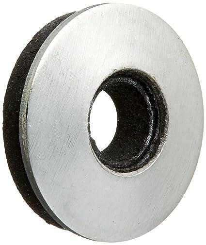 Amazon.com: #8 Neoprene EPDM Bonded Sealing Washers Stainless Steel ...