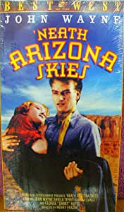 Neath Arizona Skies [VHS]