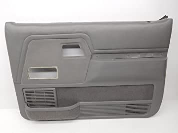 Amazon Com Ford 89 90 91 92 Ranger Oem Door Trim Panel Bronco Ii 2 Grey Right Xlt Power Automotive