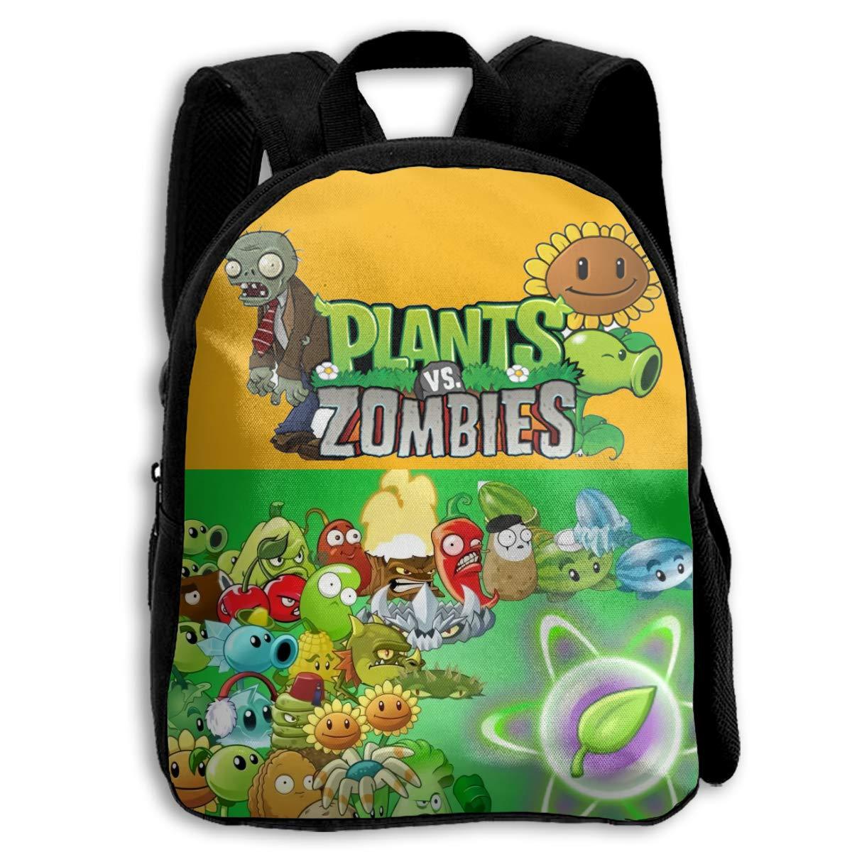 Plants Vs Zombies - Mochila para niños, diseño de Personajes ...