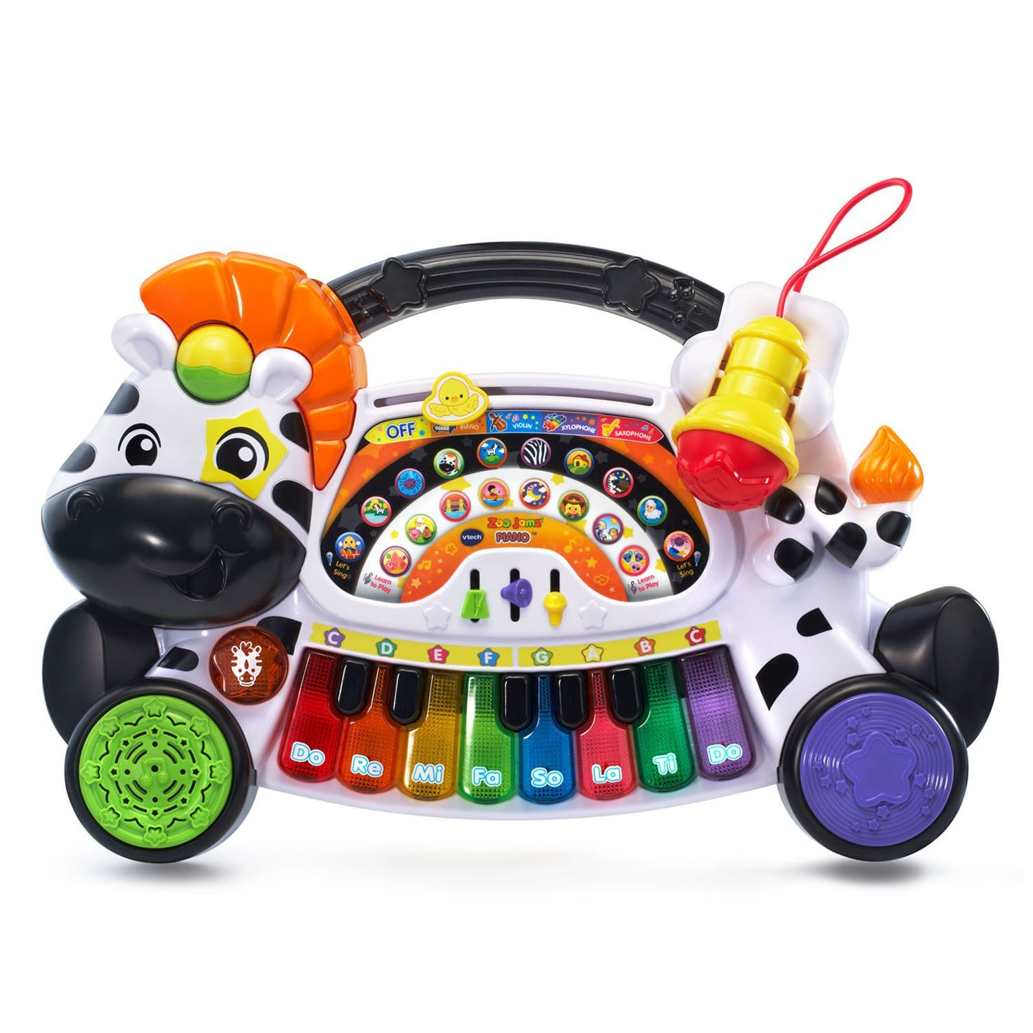 VTech Zoo Jamz Piano (Frustration Free Packaging) by VTech