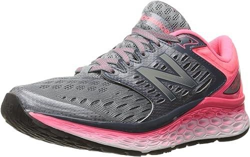 Zapatillas de running New Balance W1080v6, para mujer, color Gris ...