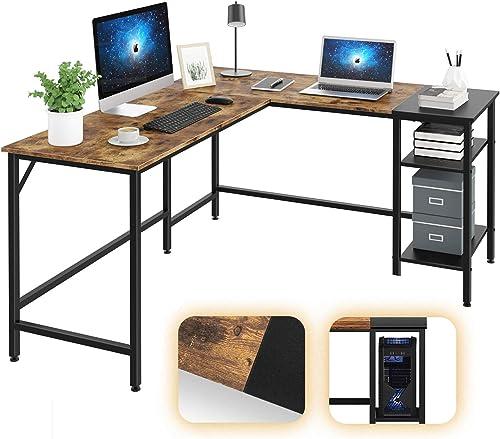 oneinmil L Shaped Desk