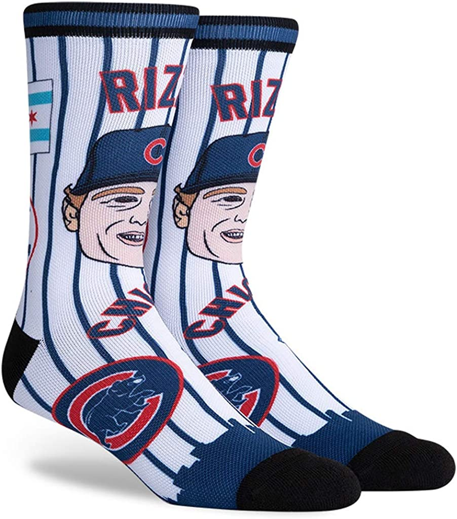 Anthony Rizzo Chicago Cubs #44 Unisex 1-Pack Pins Player Crew Socks