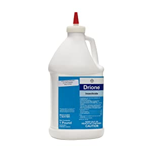 Drione Insecticide Dust 1 lb bottle