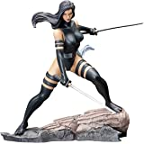 Kotobukiya KTOMK163 - Marvel Comics Fine Art Statue 1/6 Psylocke X-Force, 26 cm