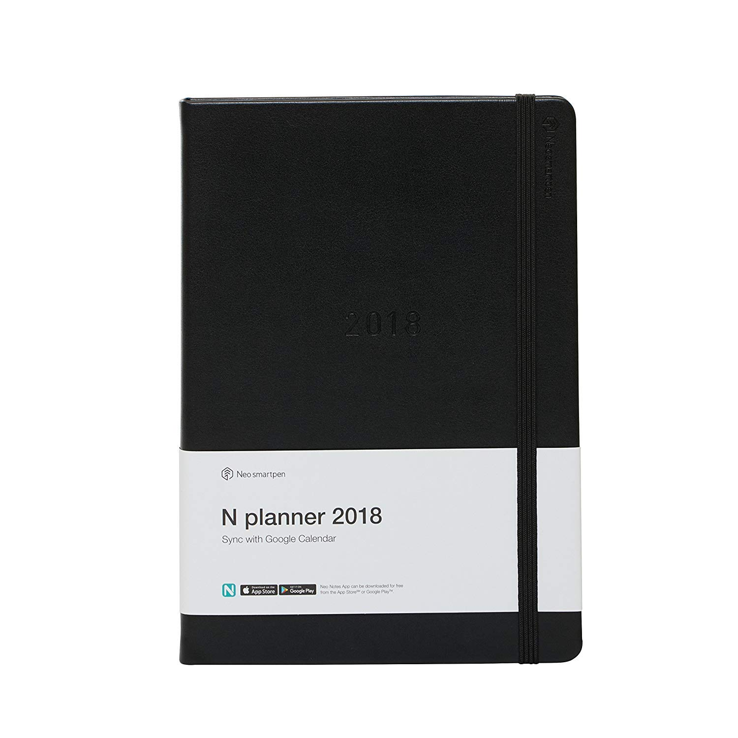 NeoLab Convergence N Handy Notebook for use with Neopen N2 Smartpen or Neopen M1 Smartpen - Green NDO-DN136