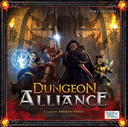 967ba9ed694 Amazon.com: Dungeon Alliance: Toys & Games