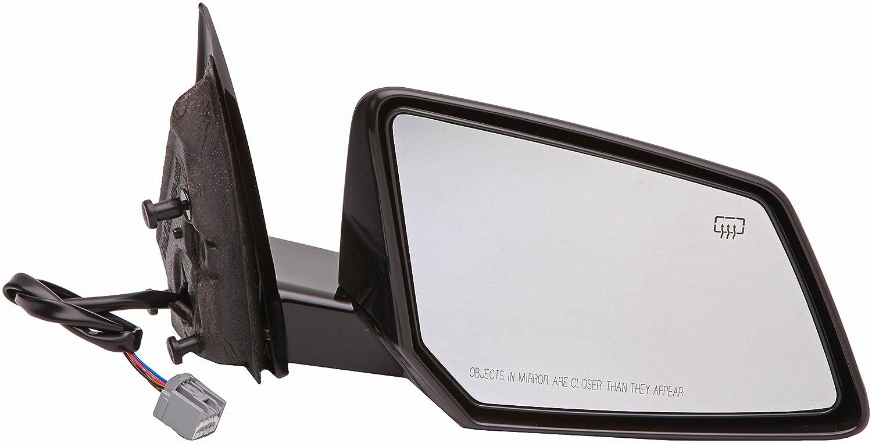 Dorman 955-1884 GMC//Saturn Passenger Side Power Heated Fold-Away Side View Mirror with Turn Signal Indicator