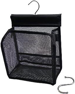 ALYER Mini Storage Basket,Serial Type Mesh Shower Caddy (1)